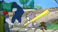猫和老鼠打屁股