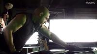 速度与激情火车上盗车拍摄花絮 原来都是真实的