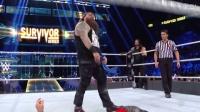 WWE2017年1月2日中文字幕最新RAW比赛全程WWE中文字