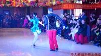 西安华仔,沧州赵霞老师在喜友舞蹈俱乐部辞旧迎新联欢周年庆典吉舞表演李辉摄制