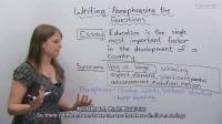 教你轻松写出优秀的英语作文(论文)