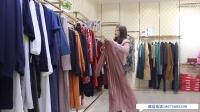 18675683299【昆诗兰】春装视频 品牌折扣女装批发 女装专柜尾货批发-广州莎奴服饰