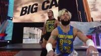 WWE2017年1月3日SmackDown(中文解说)-全场