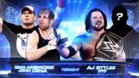 WWE中文字幕_-_WWE2017年1月4日最新_SmackDown第891期全