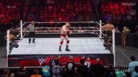 WWE2017年1月5日raw大赛wwe