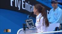 【网球之光】费德勒建议兹维列夫挑战发球成功