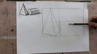 丙烯画技法漫画人物画法教程_素描 几何体_学素描的书油画教学