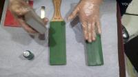 坚甲利刃分享荡刀板后期替换磨料跟后区维护保养