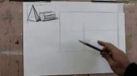 中国油画大全春天的色彩_静物素描视频_漫画人物画法教程速写入门教学