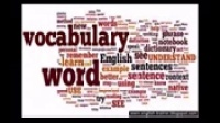 English Vocabulary TOEFL GMAT GRE IELTS