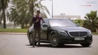 """【《2016""""梅赛德斯-奔驰S500豪华轿车""""》""""迪拜""""试驾评测展示】_汽车之家价格测评测20167"""