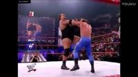 """减肥舞蹈WWE""""金刚狼""""克里斯班瓦VS大秀哥,战果很意外!_m5天狂瘦十斤"""
