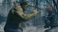 《复仇者联盟2:奥创纪元》黑寡妇感化绿巨人浩克70秒电影片段 Extended Movie Clip #2(2015)_高清