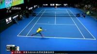 Fast4悉尼表演赛 纳达尔不敌东道主选手 午间体育