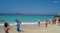 海南蜈支洲岛游览