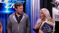 WWE Smackdown Live 2017.01.10 Becky Lynch , Alexa Bliss &amp