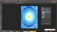 PS教程:极坐标创意剪影海报制作(上)photoshop入门教程