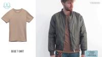 【小楠时尚频道】型男穿搭-男士冬季的外套搭配