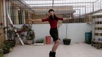 萍子广场舞,过年话,编舞,杨丽萍
