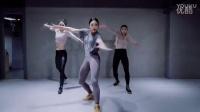【麻辣音乐君】1MILLION:Lia Kim 编舞:Gold(Kiiara):舞蹈视频(Jazz-爵士)_高清