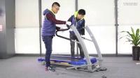 舒华 SH-T5115I 罗伯特智能跑步机安装视频.mpg