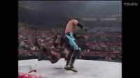"""每日一练WWE经典男女对打 艾迪格雷罗VS""""肌肉"""
