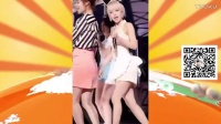 『最新搞笑视频』舞台上摔跤的女神伤不起-搞笑视频