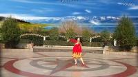 诗人漫步广场舞【岩缝里盛开的花】编舞;応子;习舞制作;诗人漫步