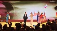 2017年万达年会,王健林首度开唱黄梅戏经典夫妻双双把家还
