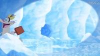 蓝猫大战三小强-冰雪世界-喜剧-动画-动漫-卡通短片