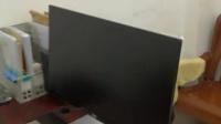 显示器突然黑屏了