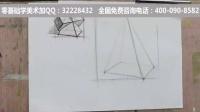 风景油画教程室内设计素描_古建筑速写_素描静物教案素描教学
