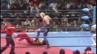 1985.03.09 Tiger Mask II VS Kuniaki Kobayashi