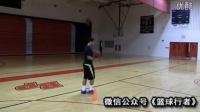 篮球技巧教学:凯里欧文快速后转身 实战过人技巧