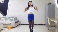 【炫舞世家】小亦蓝色半裙热舞 美女热舞自拍 电脑版