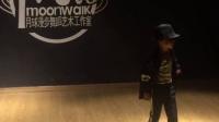 《月球漫步舞蹈艺术工作室 》七岁学生傅全全致敬MJ