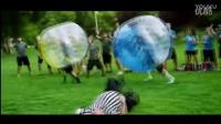 风靡欧洲的时尚运动——泡泡足球 重磅袭来