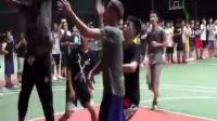 街球教授中国杭州行mix tape,篮球街球视频1 篮球教学过人