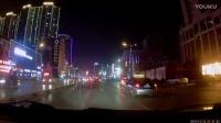 千奥双屏4K运动相机Q7H实拍-夜晚行车