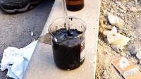 黑面包实验,浓硫酸的脱水性