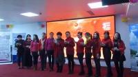 襄阳1314户外运动群在物流协会上演唱