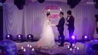韩瑞博庄珺瑶婚礼视频中