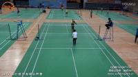 2016 闵行区羽毛球公开赛 女单2 悦悦
