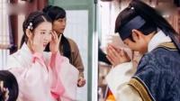 《步步惊心:丽》李准基IU虐心床吻戏片段超精彩