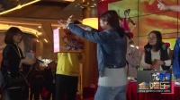 现场:王宝强携自导电影闹羊城 遭女粉丝强吻当场蒙圈