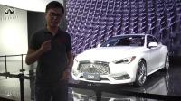 2016广州车展新车视频:英菲尼迪Q60