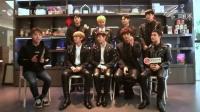 韩国人气男团EXO体验中国春节