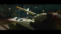 电影《战狼2》定档7月28日  军舰坦克开进非洲