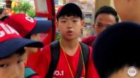 28届CIA英语冬令营户外活动-----乐游菲律宾宿务SM娱乐购物城 ,让孩子真正融入到英语生活环境