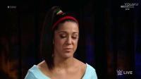 WWE RAW 2017.01.23 Bayley Interview!